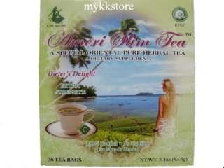 Ameri Slim Tea Dieters Delight 36tea bags 100% natural