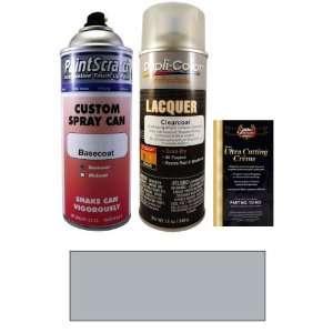 12.5 Oz. Sunbeam Silver Metallic Spray Can Paint Kit for