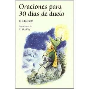 Oraciones para 30 días de duelo (9788428535038): Tom