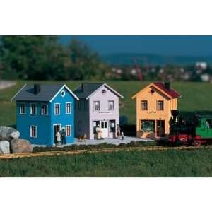 PIKO G SCALE MODEL TRAIN BUILDING 62065  Toys & Games