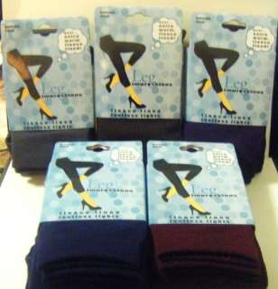FLEECE LINED FOOTLESS TIGHTS FITS UPTO 250LBS PLUS SIZE