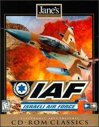 Air Force PC CD fly Middle East flight combat simulator game