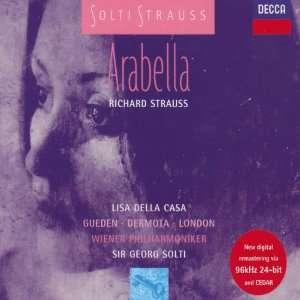 Solti Strauss ~ Arabella / della Casa, Gueden, Dermota, London, Wiener
