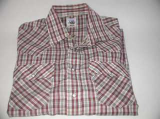 1980 Olympic Games Pearl Snap Western Shirt Large Olympics