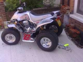 Ian / Liverpool   Installed ground anchor   Quad Bike   ATV