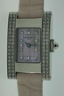 NEW CHAUMET LADIES DIAMOND WATCH!!!