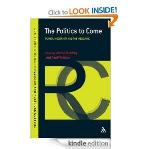 and the Messianic (Continuum Studies in Religion & Political Culture