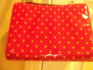 Only Coral Polka Dot for Mini Miche Bag Very Nice Shell Only