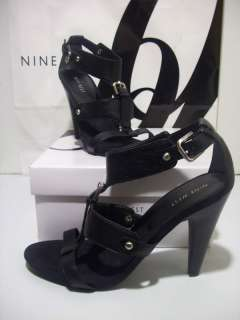 WOMENS NINE WEST SNOOKSO HEELS