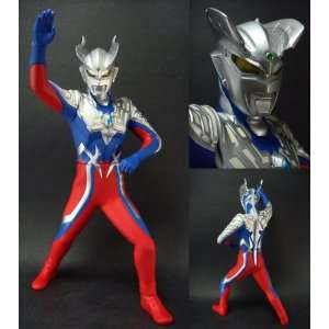 Ultraman Zero   Big Size Soft Vinyl Figure in Box 2: Toys