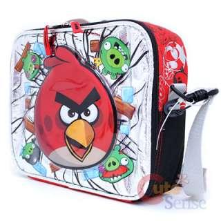 Angry Bird School Lunch Bag Red Bird Pig 2