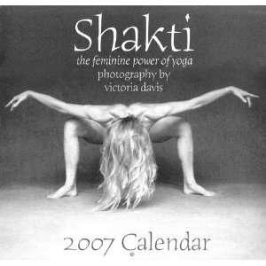 Shakti 2007 Yoga Calendar