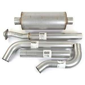JEGS Performance Products 31115 Cat Back Single Exhaust System