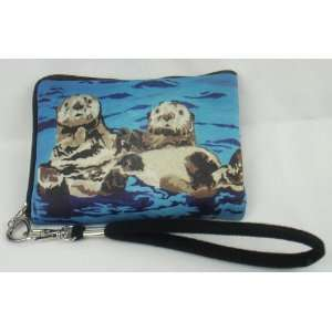 Sea Otter Camera Bag Cell Phone Case