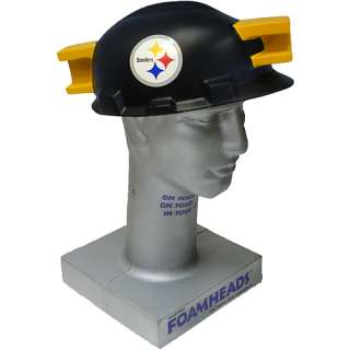 Pittsburgh Steelers Hats Foamheads Pittsburgh Steelers Team Mascot Hat