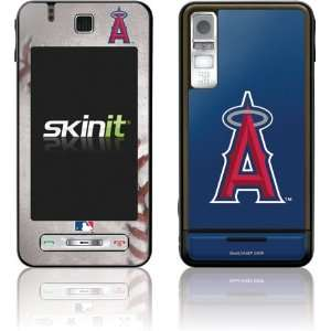 Los Angeles Angels Game Ball skin for Samsung Behold T919 Electronics
