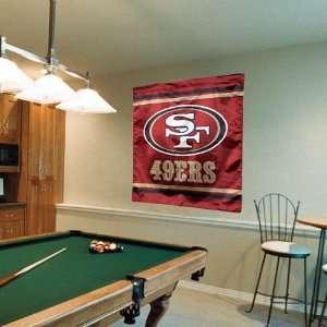 NFL San Francisco 49ers House Flag