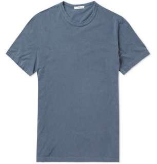 shirts  Crew necks  Cotton Jersey Crew Neck T shirt