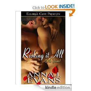 Risking It All: Anna J. Evans:  Kindle Store