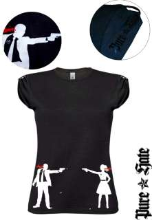 PureHate Shirt M Emily Emo Punk Killer Rockabella Blood