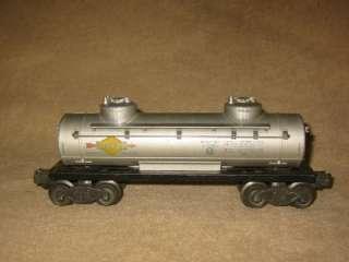 Lionel Lines 6465 Sunoco 2 Dome Tank Car