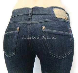 2011 Diesel Women Stretch Ronhoir Boot Cut Jeans 8WZ