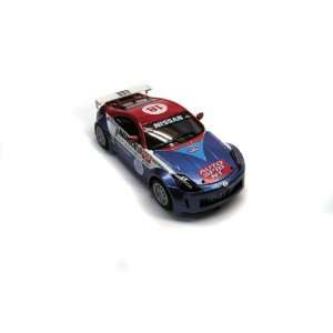 Power Slot Nissan 350z Blue Challenge Italia 132 Slot Car