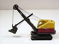 Bucyrus Erie 22B Cable Shovel   Metal Tracks 1/50   EMD