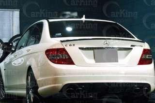 Kohlenstoff Faser Mercedes Benz W204 Diffusor