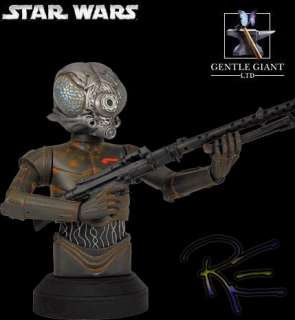 Gentle Giant Star Wars ESB 4 LOM Mini Bust New In Stock