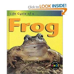LIFE CYCLE OF A FROG (9780431083629): ANGELA ROYSTON