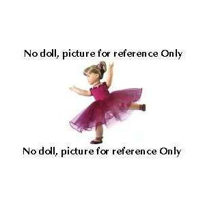Ballet Costume Outfit for 18 American Girl Doll Toys