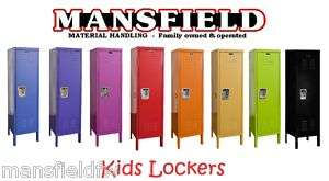 KIDS LOCKER STORAGE NEW GYM FURNITURE TOYS SPORTS FOOT