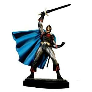 Marvel Black Knight Painted Statue Toys & Games