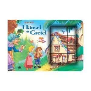 Hansel si Gretel. Cubopuzzle (9789738781566) Fara autor