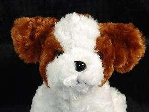 Target Plush Circo Stuffed Animal Alley Brown White Dog
