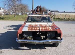CHEVY CHEVROLET BELAIR BISCAYNE IMPALA PROJECT PARTS 66 HOT ROD SHORTY