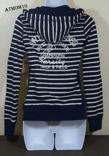NWT $99.50 Lucky brand Women Sweet Springs Zip Hoodie