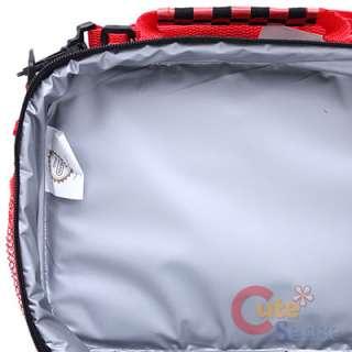 Super Mario Wii Kart School Roller Backpack Lunch Bag 8