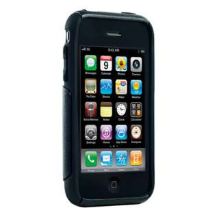 COMMUTER HARD CASE APPLE IPHONE 3G and 3GS ~ BLACK BRAND NEW OTTER