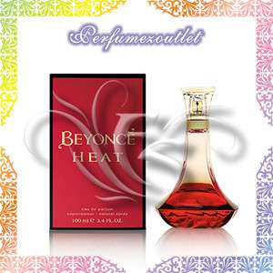 Beyonce Heat Women edp Perfume 3.4 oz ~ New In Box
