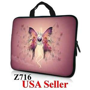 17 17.3 LAPTOP SLEEVE NOTEBOOK BAG CASE w HANDLE Z716