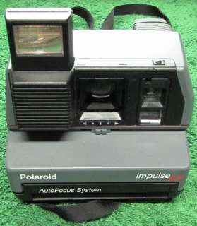 POLAROID IMPULSE AF Vintage Instant Camera Auto Focus