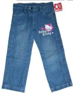Hello Kitty Designer Jeans mit süsser Stickerei