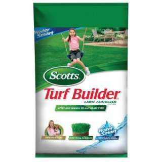 Scotts Turf Builder 12.5 lb. Lawn Fertilizer 23309B at The Home Depot