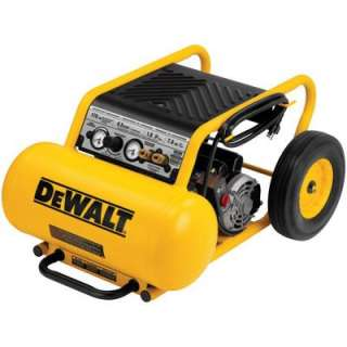 Gal. Portable Electric Air Compressor D55371