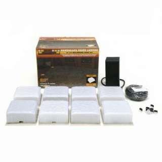Kerr Lighting Millennium Paver Brick Light Kit (8 Pack) KMIL07 08 088K