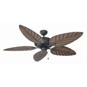 Design House Martinique 52 in. Oil Rubbed Bronze Ceiling Fan with No