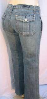 ROCK & REPUBLIC $295 Women's Siouxsie Blue Flare Leg Jeans 30