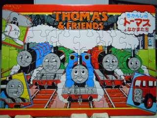 Mini 30Pcs Jigsaw Puzzle Cute Lovely Thomas & Friends 1